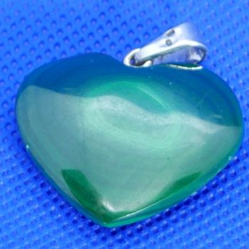Malachitové srdce