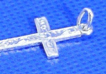 Kříž rytý