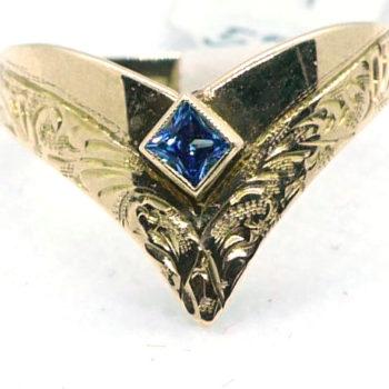 Prsten špička
