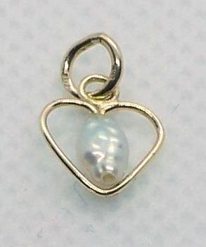 Srdce s perlou