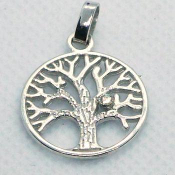 Strom života s briliantem